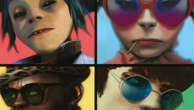 VIDEO: Gorillaz return to the stage, play new album 'HUMANZ'