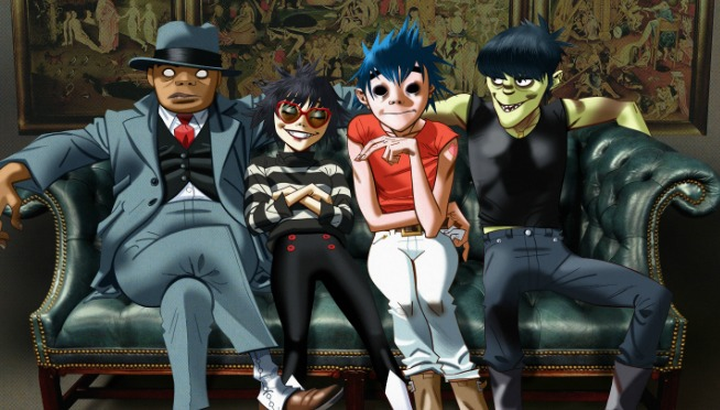 New GORILLAZ track featuring Rag 'n Bone Man 'The Apprentice'