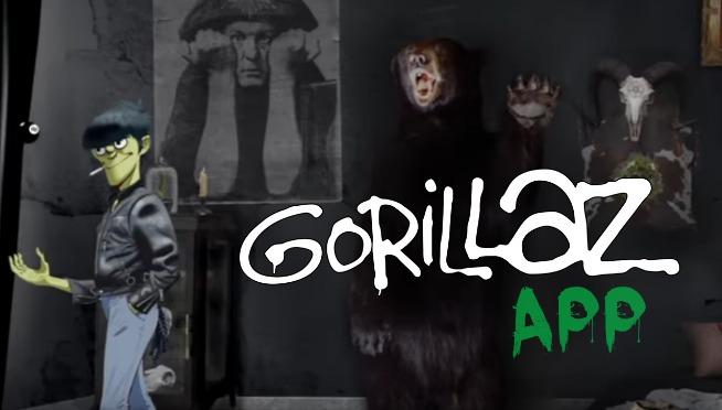 GORILLAZ: Get App, Get Preview?