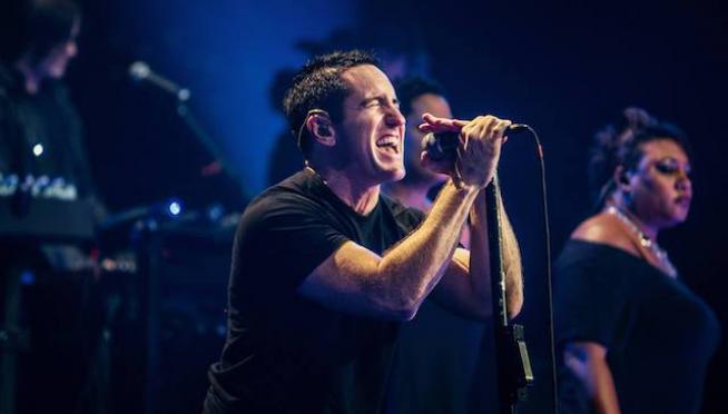 NIN's Trent Reznor won a Country Music Award