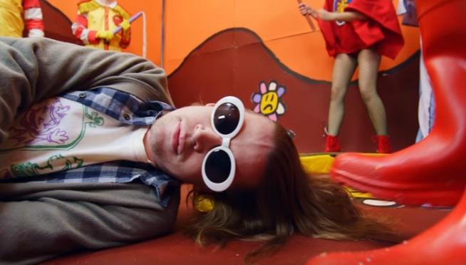 WATCH: Macaulay Culkin Plays Kurt Cobain In New Music Video