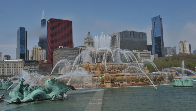 Buckingham Fountain to open for 90th season on Saturday
