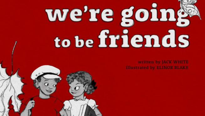 White Stripes' Frontman Pens Children's Book
