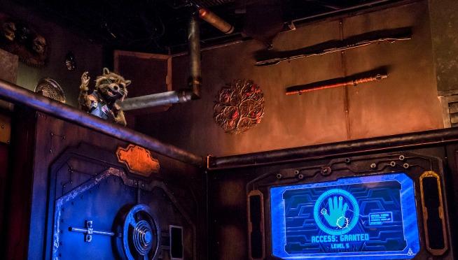 'Guardians of the Galaxy : Mission Breakout!' Disneyland ride sneak peek