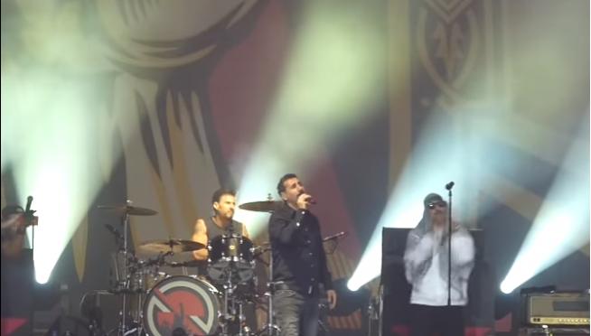 Prophets Of Rage and Serj Tankian