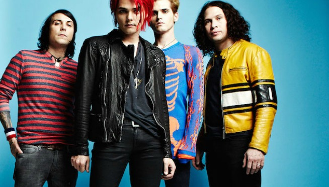 Gerard Way of My Chemical Romance will not count out a reunion