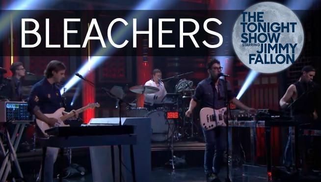 WATCH: Bleachers: Don't Take the Money Tonight Show Performance