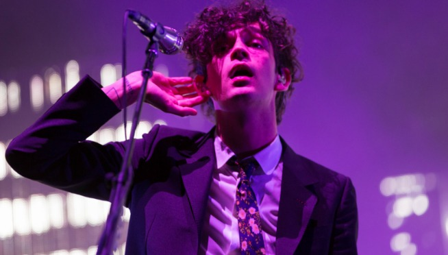 Listen to the 1975's new live album 'DH00278'