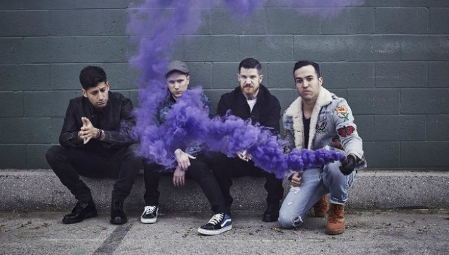 Fall Out Boy is being sued over llama puppets