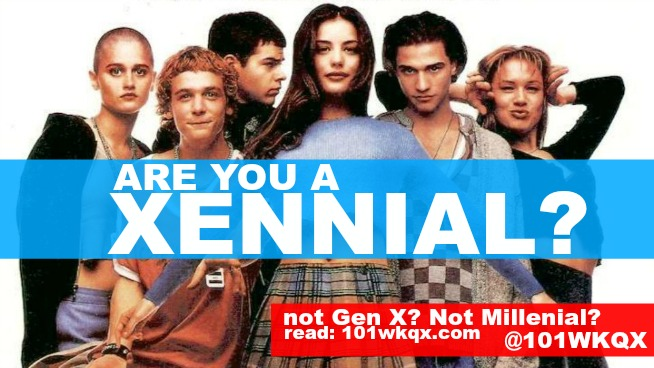 Not a Generation X or a Millennial? You might be a Xennial
