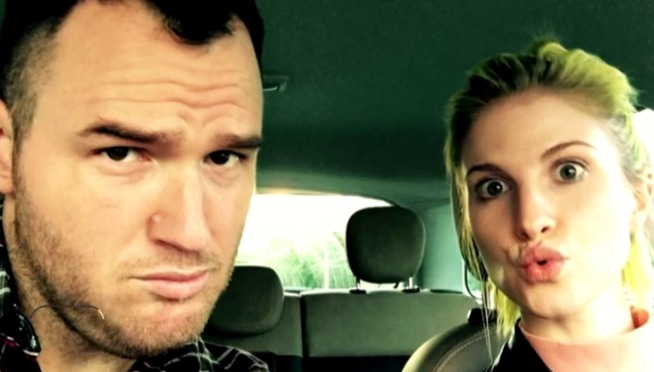Paramore's Hayley Williams and New Found Glory's Chad Gilbert Are Breaking Up
