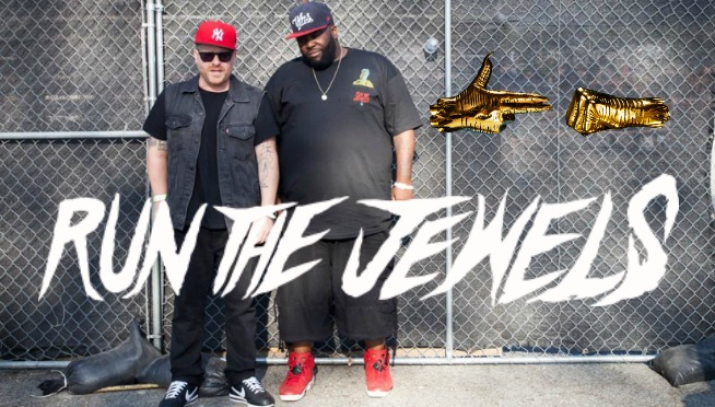 Run the Jewels pop-up bar during Lolllapalooza