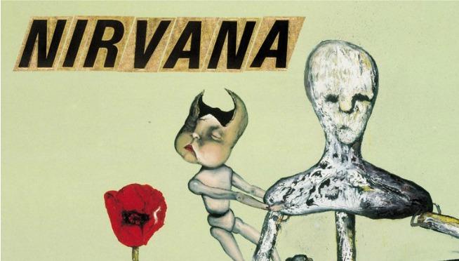 Never Before Seen Kurt Cobain Art