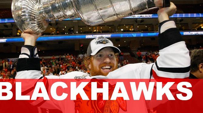 BLACKHAWKS: Brian Campbell announces retirement