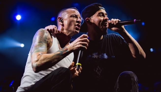 Listen to a previously unreleased Linkin Park song