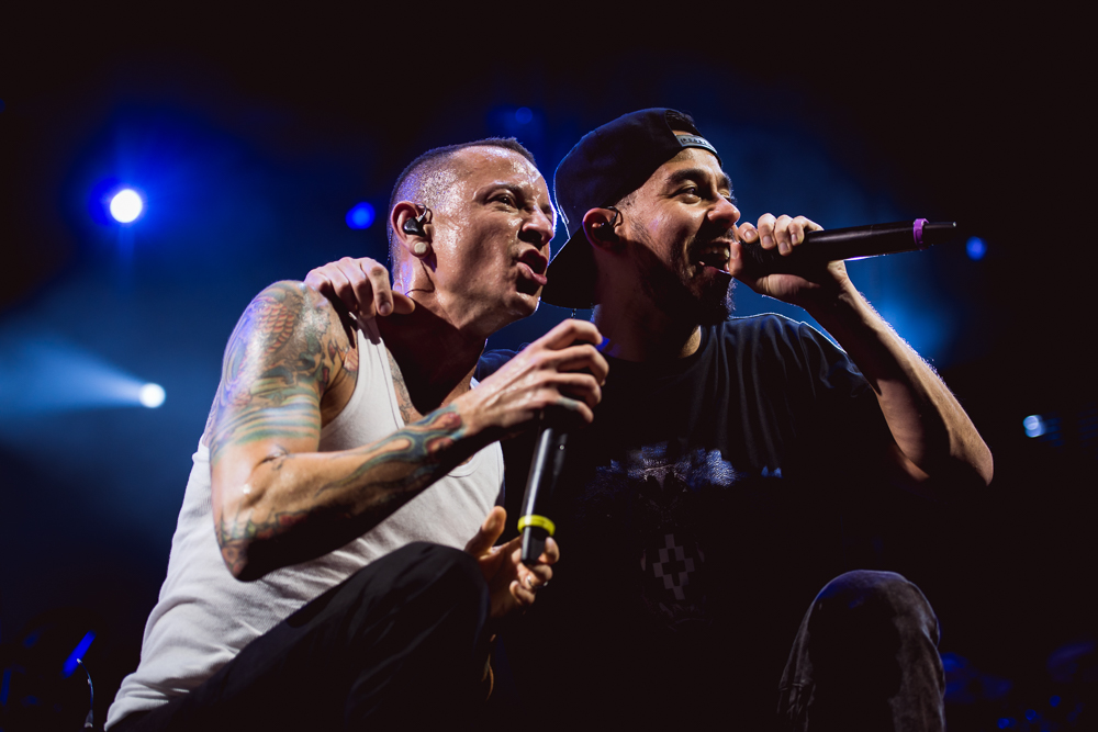 Photos: Linkin Park @ PIQNIQ 2014