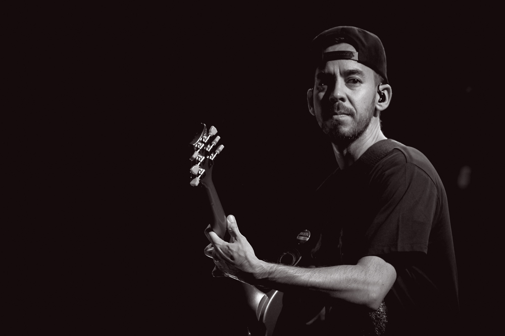 Listen to new music from Linkin Park's Mike Shinoda