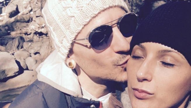Chester Bennington's Widow: 'Now He Is Pain-Free'