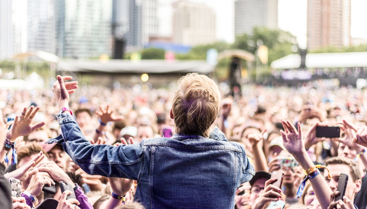 Lolla 2017 – Andrew McMahon in the Wilderness