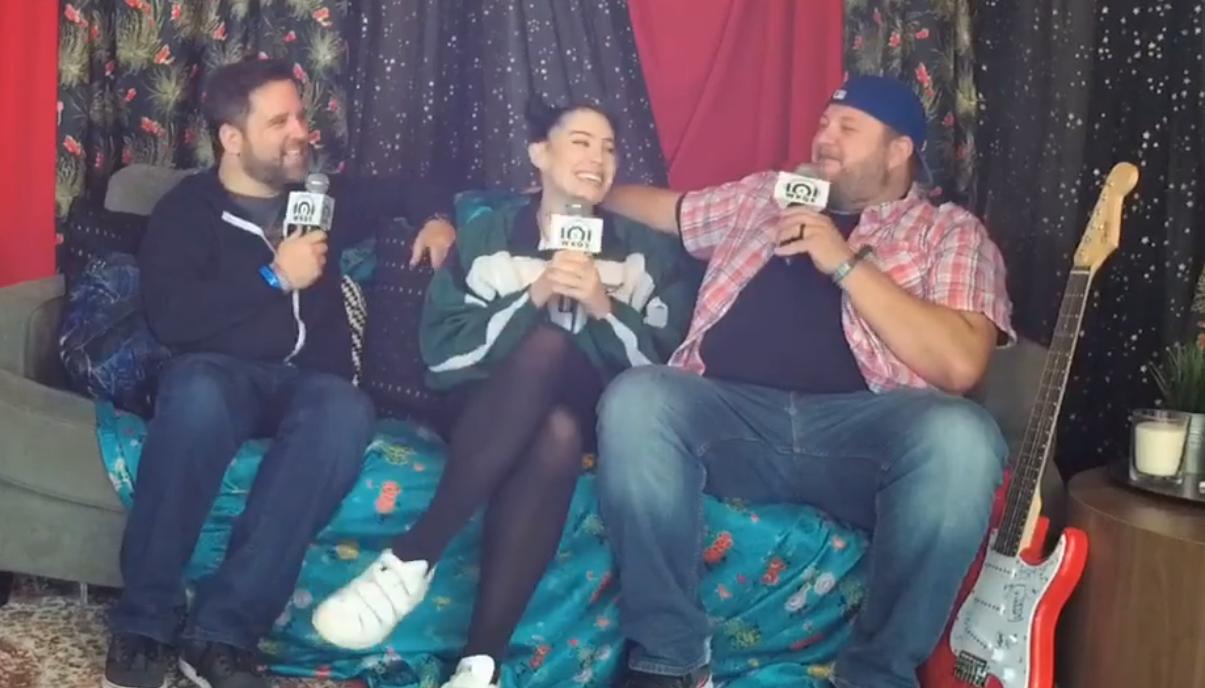 Lolla 2017 – Backstage with Bishop Briggs