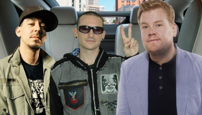 Will We Ever See Linkin Park's Carpool Karaoke Episode