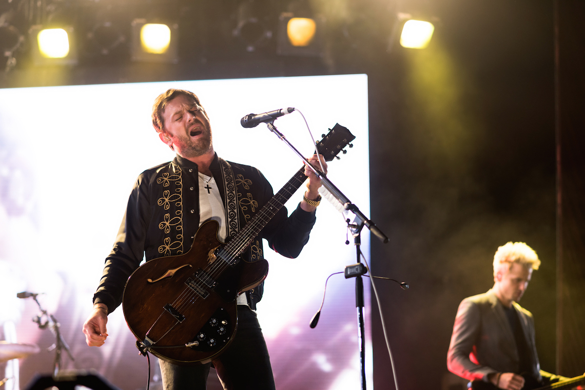 Stream new Kings of Leon 'Going Nowhere'