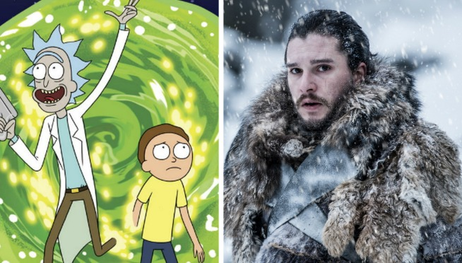 Adult Swim bashes 'Games of Thrones' after 'Rick & Morty' episode