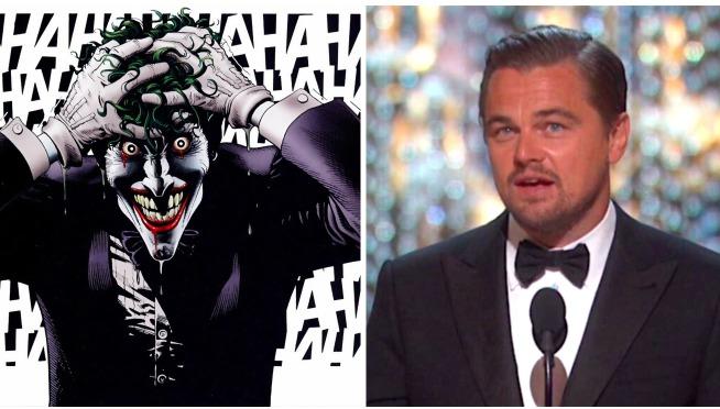 Warner Bros wants Leonardo Dicaprio for the Joker