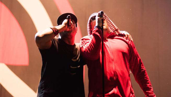 Riot Fest 2017: Prophets of Rage
