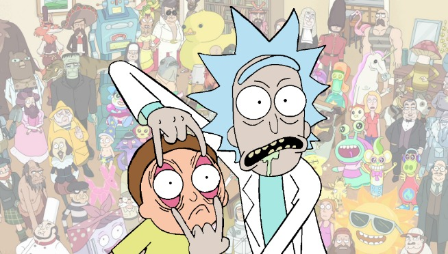Every Pop-Culture Reference (So Far) in Season Three of 'Rick and Morty'