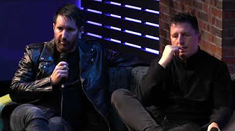 "Nine Inch Nails Interview: ""Death Of Peers"""