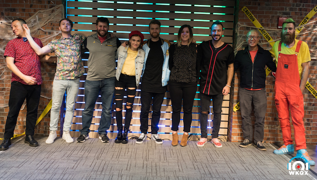 MisterWives in The Lounge