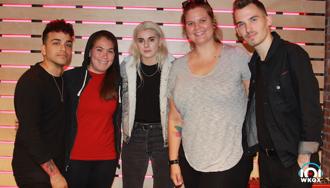 PVRIS in The Lounge