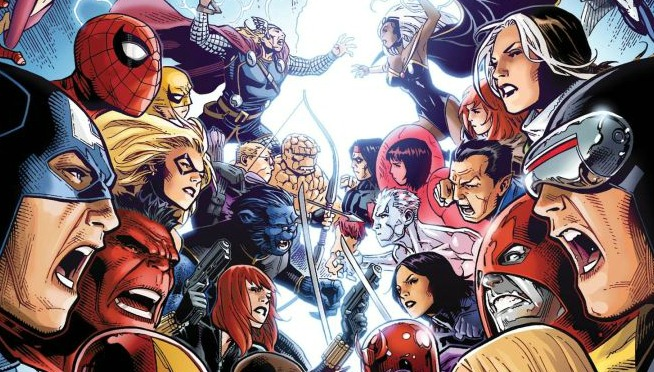 If Disney buys 21st Century Fox, X-Men could join the Avengers in a moive?!