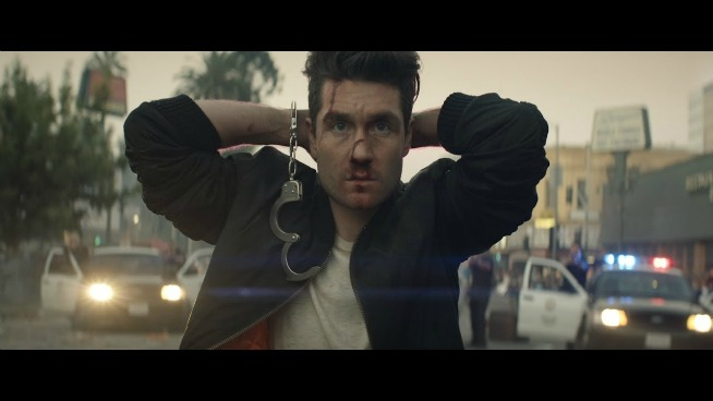 Bastille fight the apocalypse, car crashes & Will Smith in new video