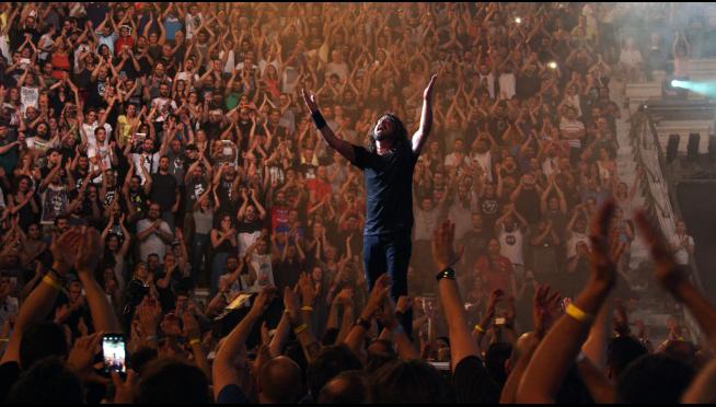 """Foo Fighters Debut Their Acropolis Performance on """"Landmarks"""""""