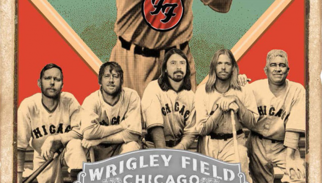 101WKQX Foo Fighters Pre-Sale Hookup for Second Wrigley Show