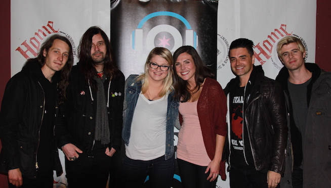 Meet & Greet: Dashboard Confessional