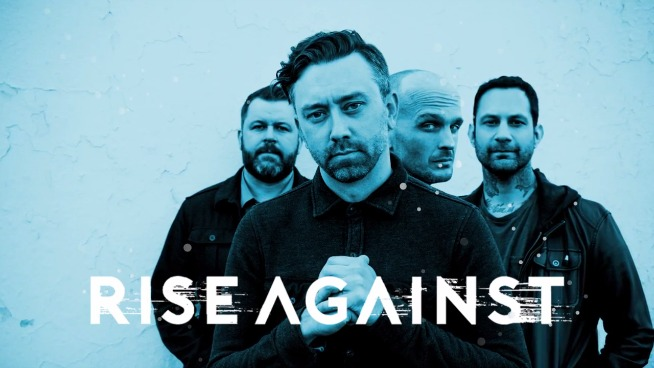 Rise Against & Chicago have 'electricity' when the power goes out