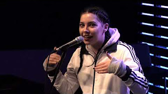 """Bishop Briggs Interview: """"Writing River/Chance The Rapper/Reading Dreams"""""""