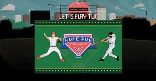 Play Pearl Jam's 8-Bit Baseball Game