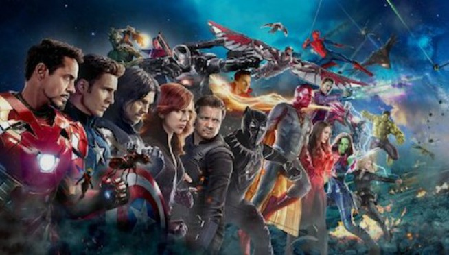 Watch the 'Avengers: Infinity Wars' trailer, try not to freak out