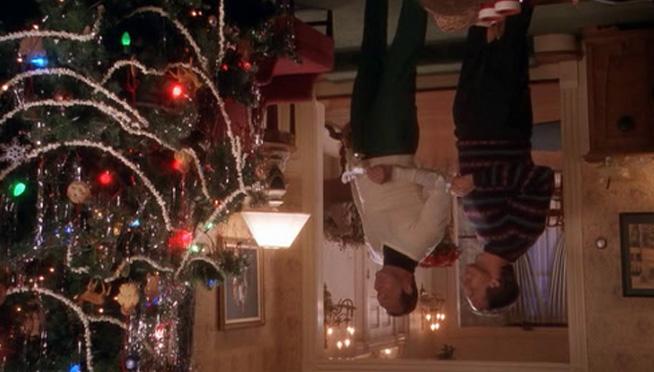 Brian & Lou's Upside Down Christmas