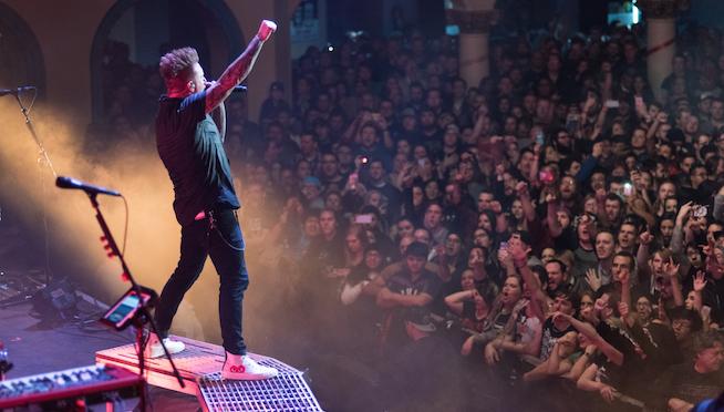 Papa Roach – #TNWSC 2017