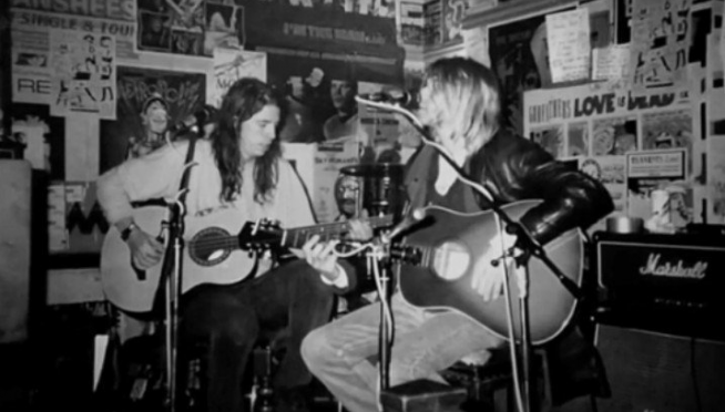 Rare Nirvana Acoustic Performance Uncovered