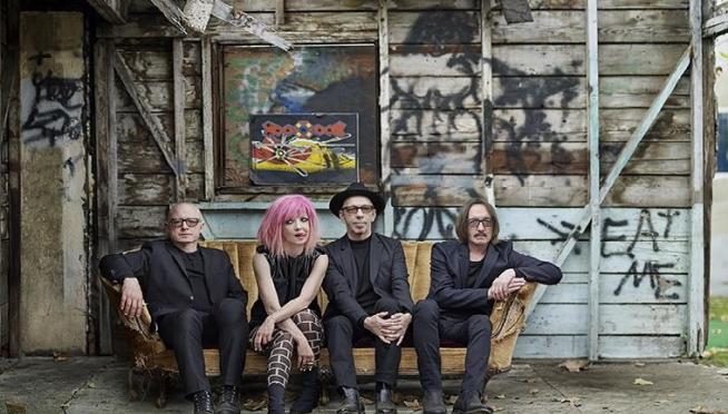 Garbage singer Shirley Manson on Making Money in Music