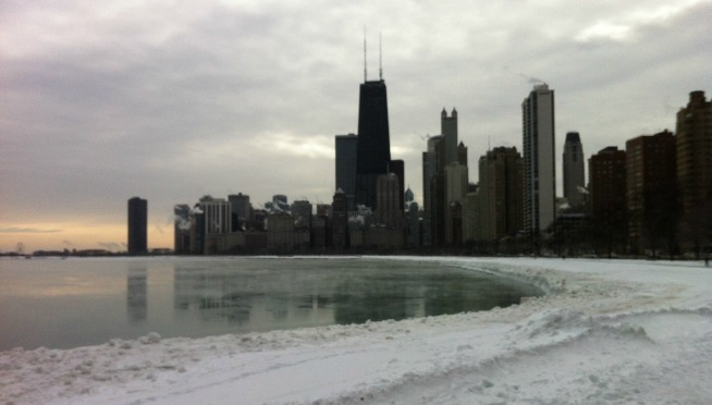 New Year's Day Polar Plunge called off for an obvious reason