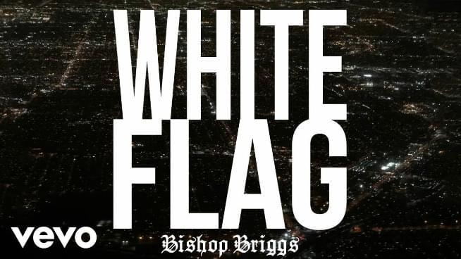 NEW MUSIC ALERT! Listen to Bishop Briggs 'WHITE FLAG'