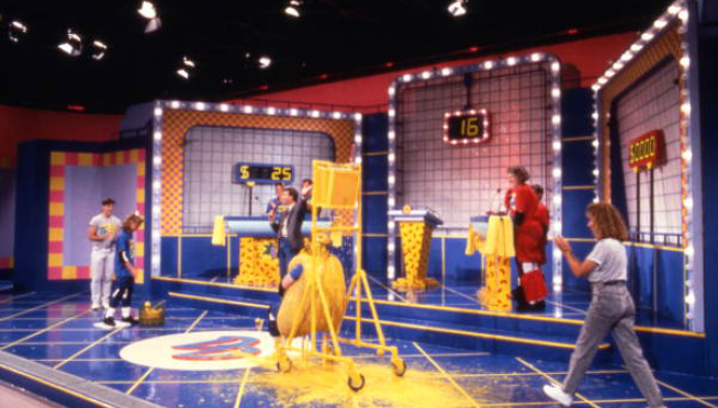 'Double Dare' latest show to slip, slide back on your TV