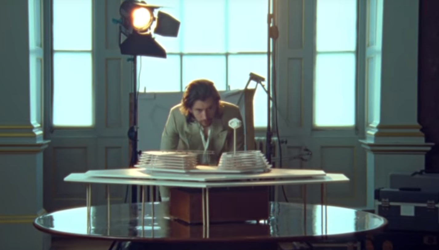 Arctic Monkeys have a creepy Stanley Kubrick vibe in new music video